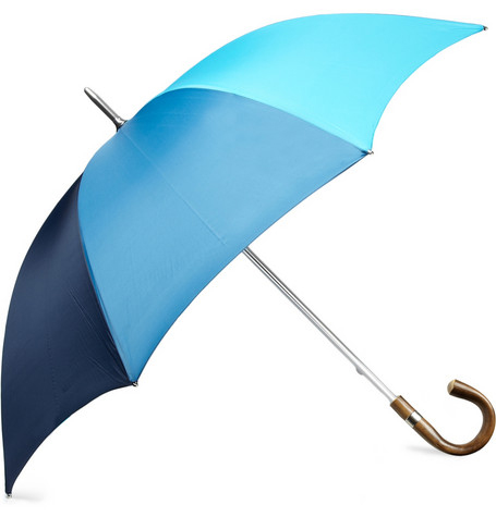 Golfing umbrella by Swaine Adeney Brigg