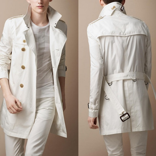 Burberry Brit White Collection by Burberry