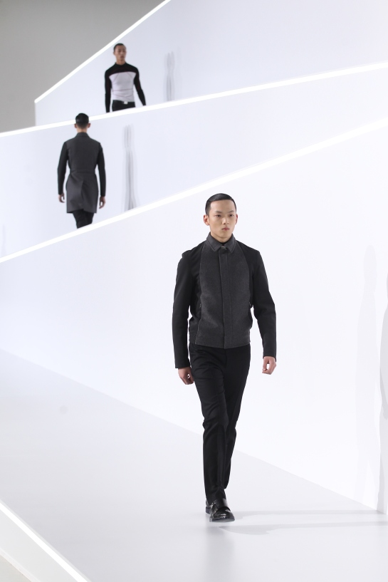 Dior Homme Autumn Winter 2013 show in Beijing