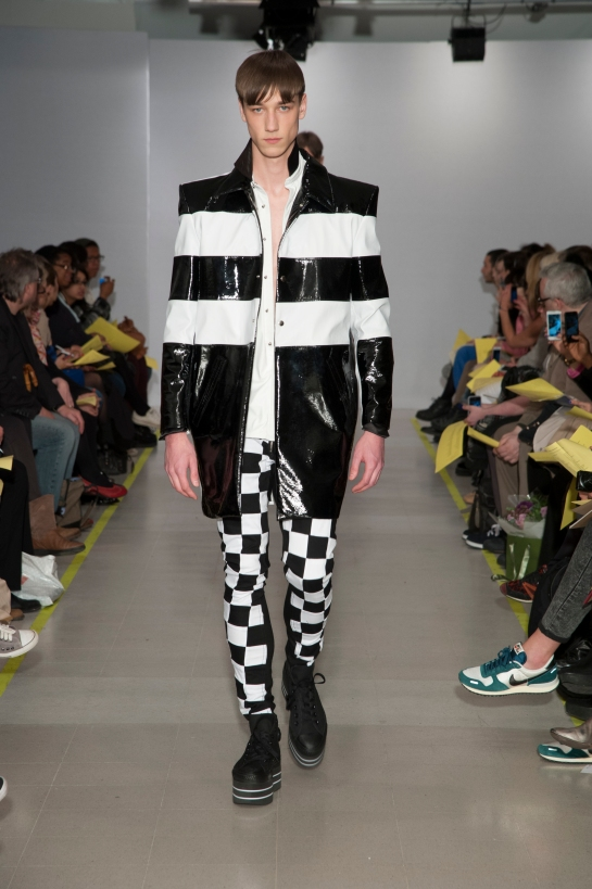 RCA Fashion Show 2013: James Pilcher